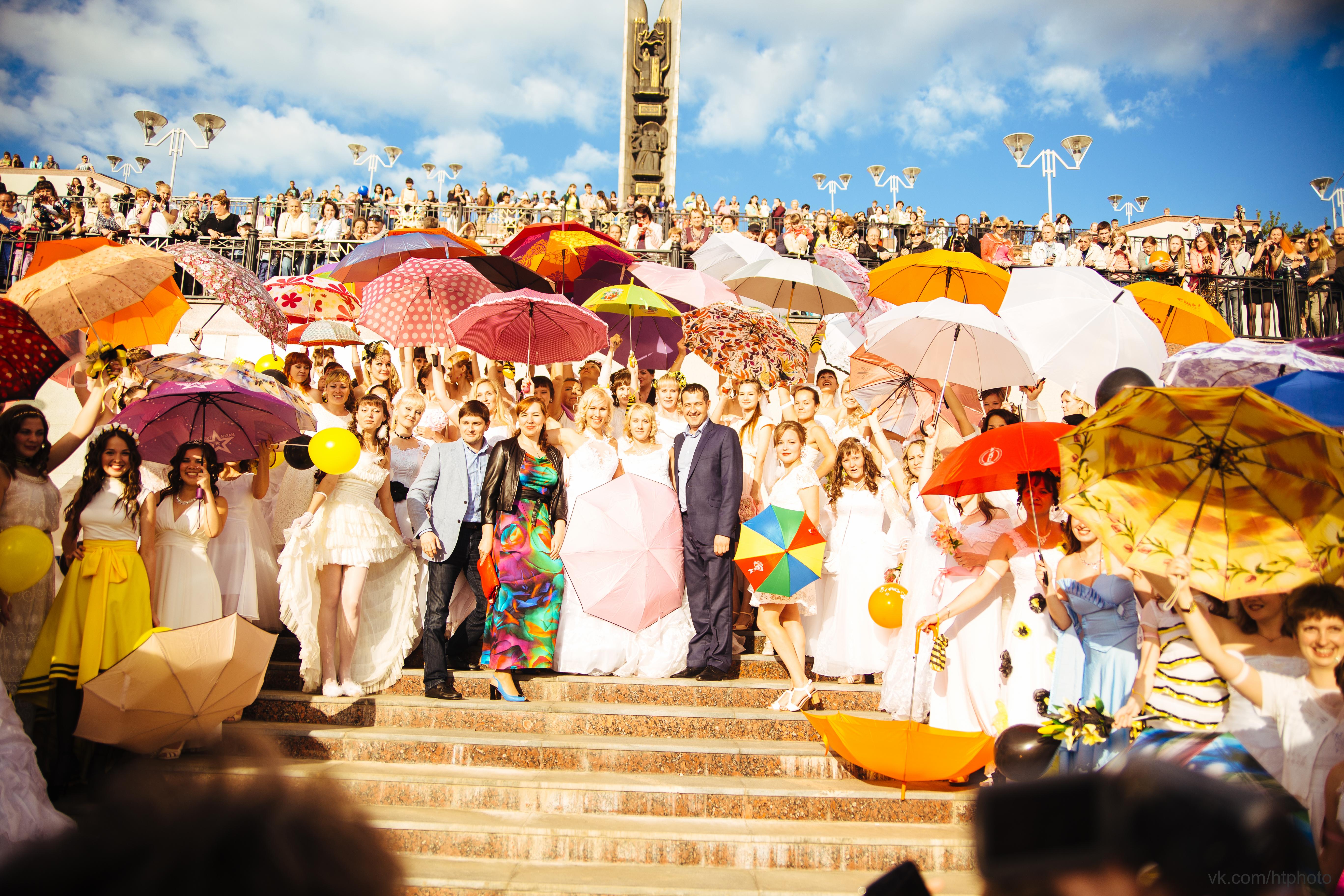 Марафон невест 2014